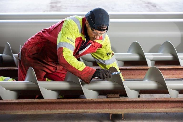 Screw Conveyor JBS Scotland