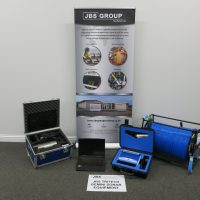 JBS Tritech Gemini Sonar Equipment Layout