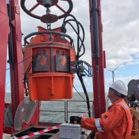 JBS Sea-Axe Launch