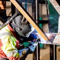 Welding Fabrication at JBS